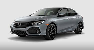 2017 Honda Civic Hatchback aerodynamic exterior