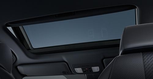 2017 Honda Civic Hatchback power moonroof