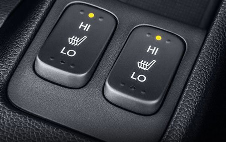 2017 Honda Fit Heated Seats