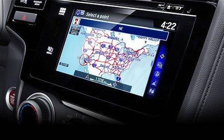 2017 Honda Fit Navigation