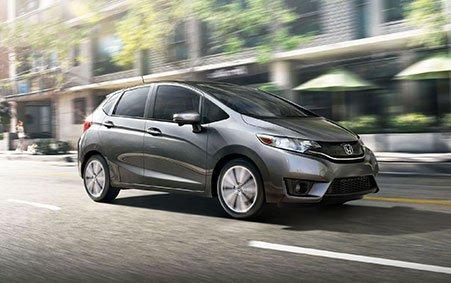 2017 Honda Fit Stability
