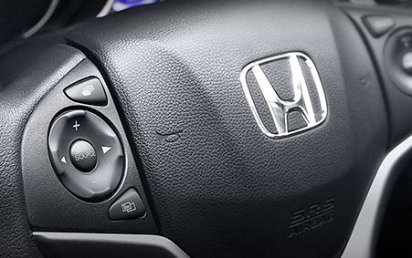 2017 Honda Fit Steering Wheel