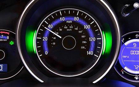 2017 Honda Fit Eco Assist