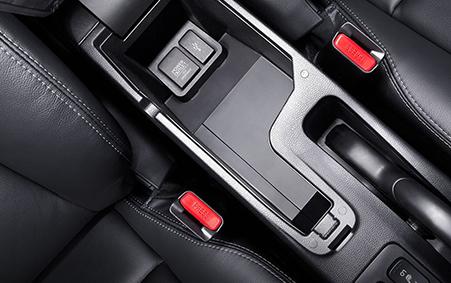 2017 Honda Fit USB