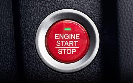 2017 Honda Fit Push To Start