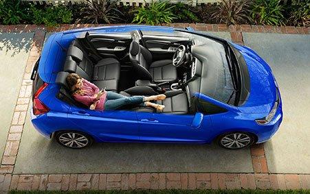 2017 Honda Fit Refresh Mode