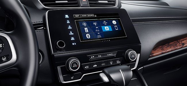 2017 Honda CR-V Display Audio Touch-Screen