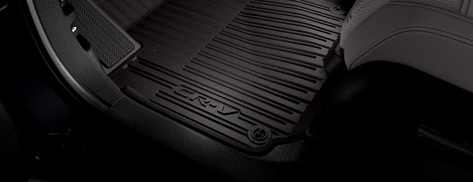 2017 Honda CR-V floor mats