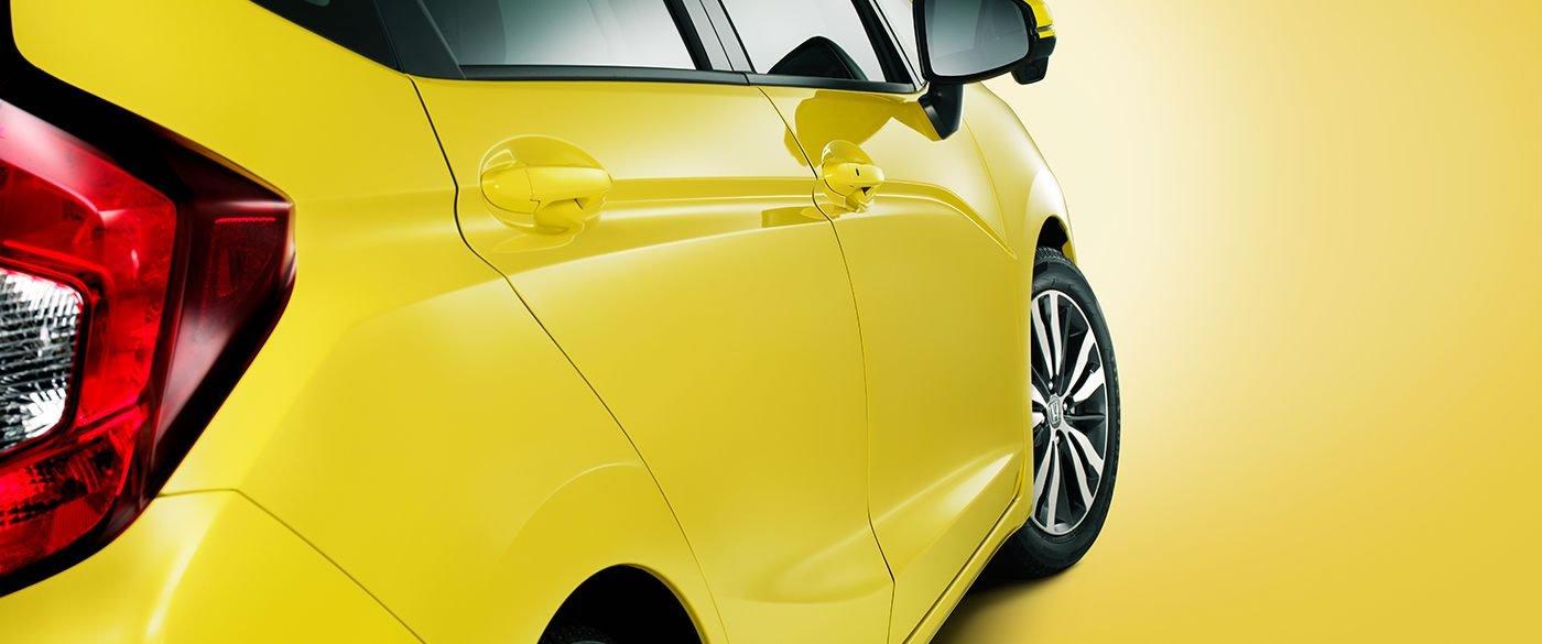 2017 Honda Fit Side
