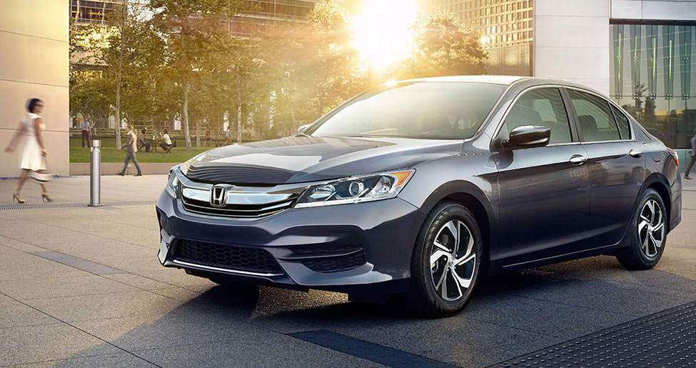 Introducing the 2017 Honda Accord in Los Angeles