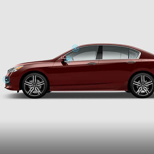 2017 Honda Accord Honda Sensing in Los Angeles