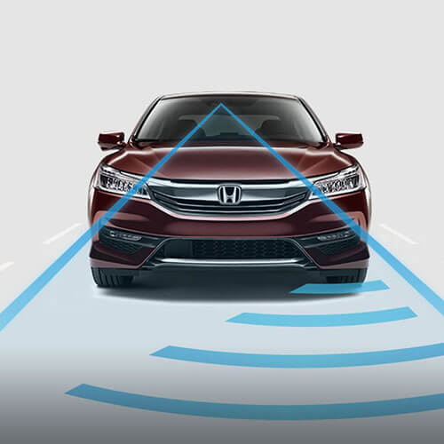 2017 Honda Accord Lane Adaptive Cruise Control in Los Angeles