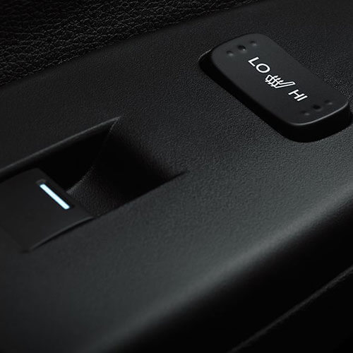 2017 Honda Accord Rear Seat Warmth in Los Angeles