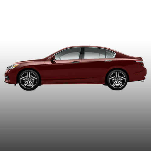 2017 Honda Accord profile that is immediately eye-catching in Los Angeles