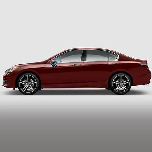 2017 Honda Accord Technology in Los Angeles