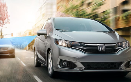 2018 Honda Fit Model Page