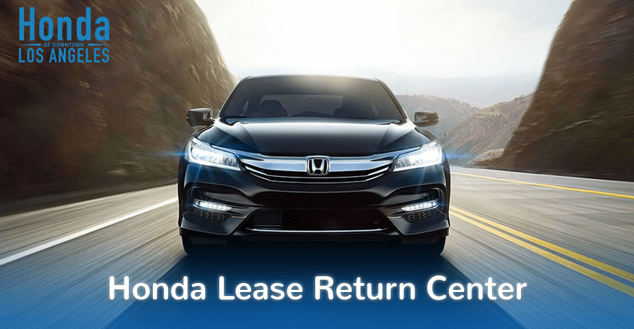 Honda Dealer In Los Angeles