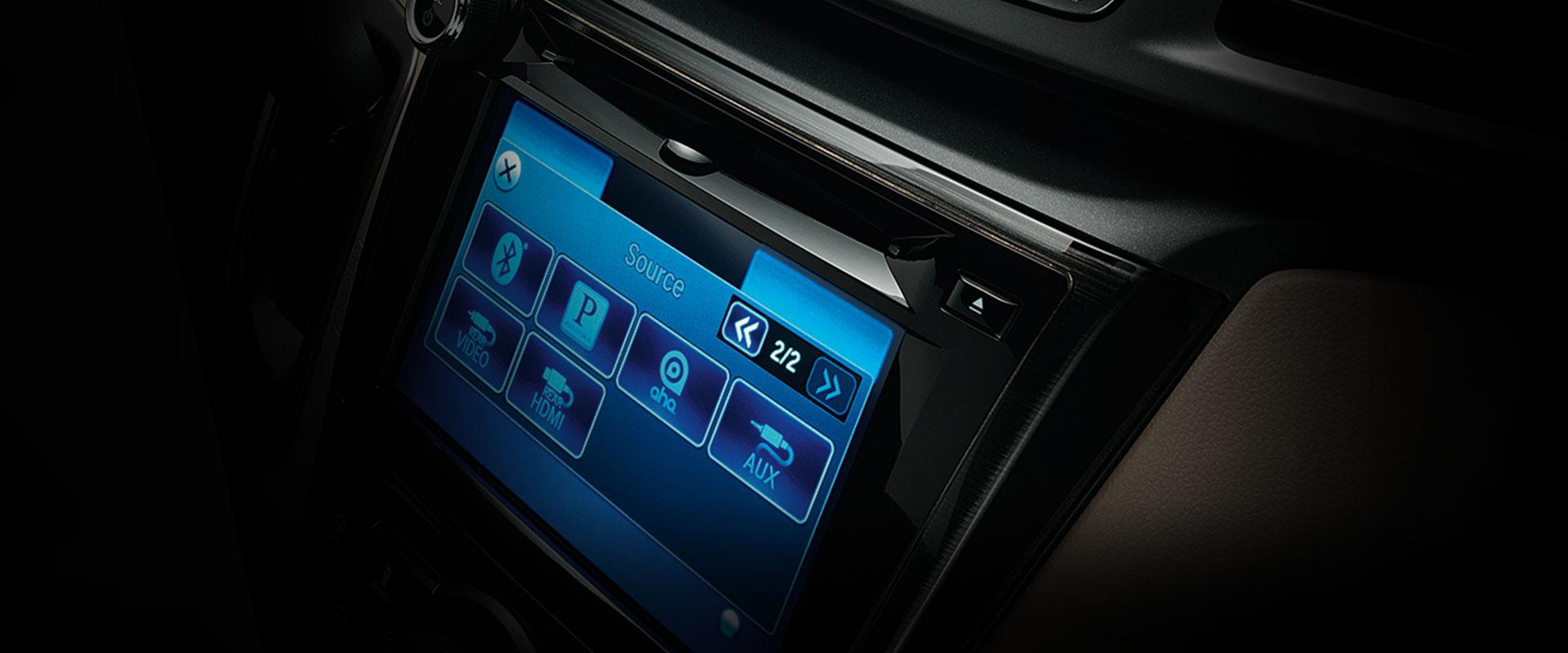 2017 Honda Odyssey Audio Touch-Screen