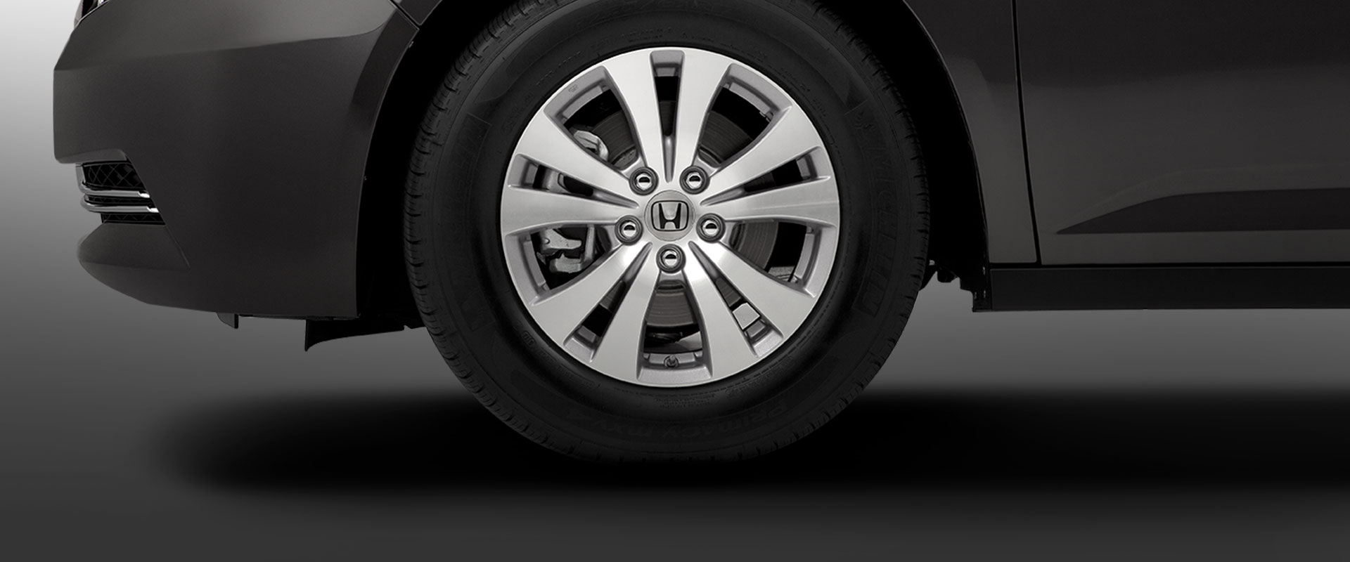 2017 Honda Odyssey Electronic Brake Distribution