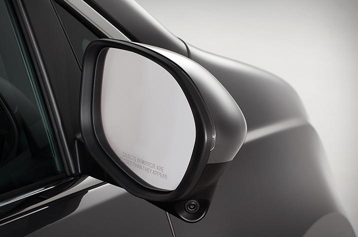 2017 Honda Odyssey Honda LaneWatch