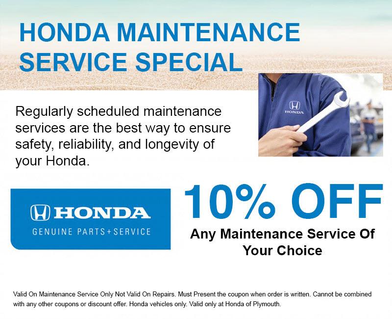 Honda Service U0026 Repair Specials