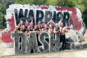 2012 Warrior Bash