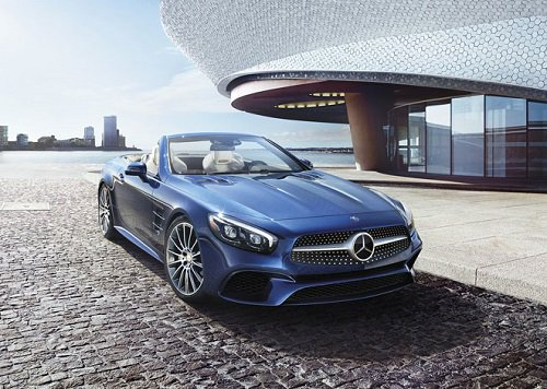 Mercedes benz sl class for sale near new bedford ma for Certified used mercedes benz for sale
