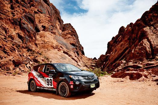 2015 Toyota Rav4 Rally Car Unveiled Cape Cod Ma