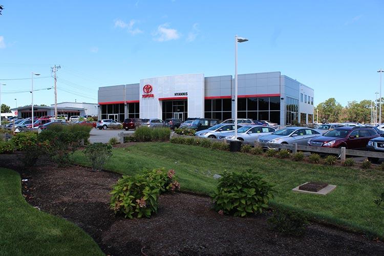 Hyannis Toyota Dealership