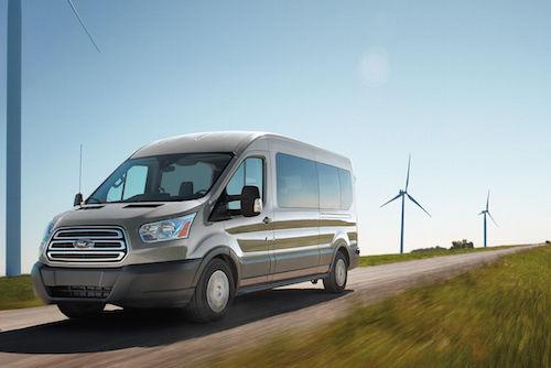 2018 Ford Transit Passenger Van