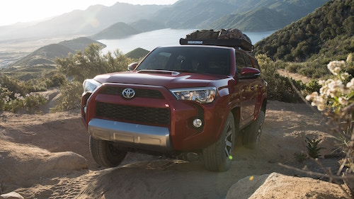 If You Are Looking For A Fun To Drive Vehicle With Versatility And Cargo E Consider The New Toyota 4runner Near Palm Springs Ca