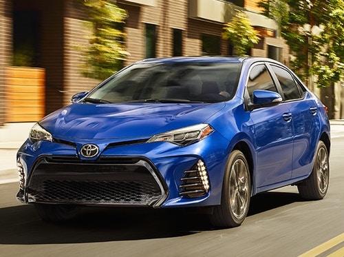 I 10 Toyota >> Toyota Corolla Indian Wells Area New Toyota Corolla Sales