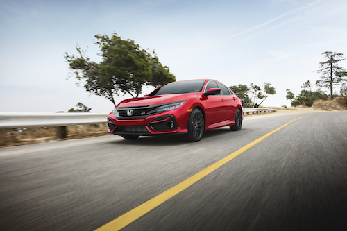 2020 Honda Civic Sedan SI