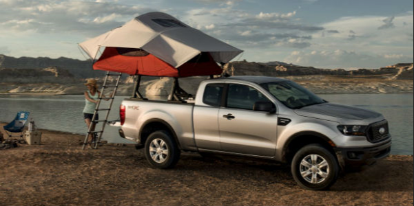 2019 Ford Ranger Payload