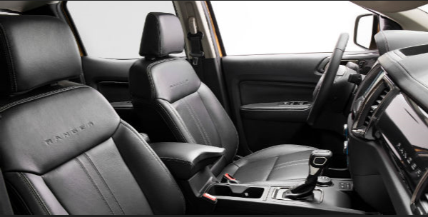 2019 Ford Ranger Room & Seating