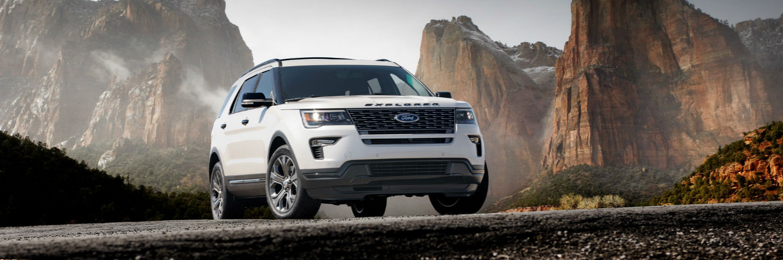 2019 Ford Explorer Near Ponca City, OK
