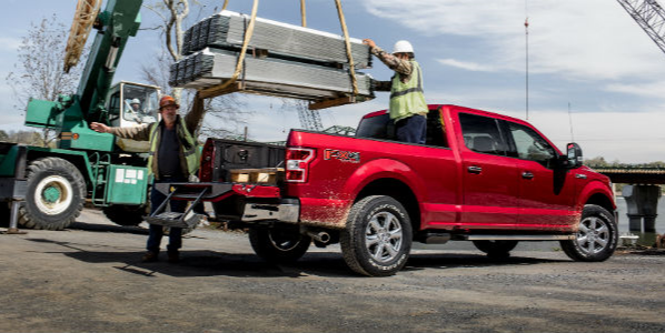Ford F Series Towing & Payload