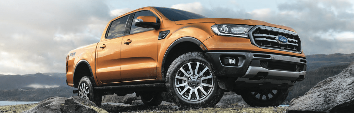 2019 Ford Ranger Trims In Ponca City, OK