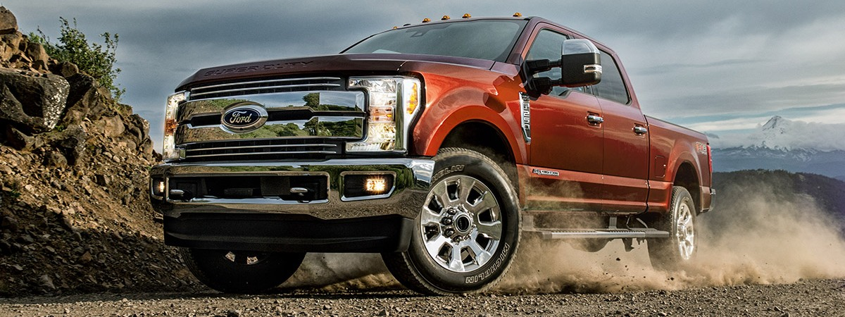2018 Ford Super Duty In Ponca City, OK
