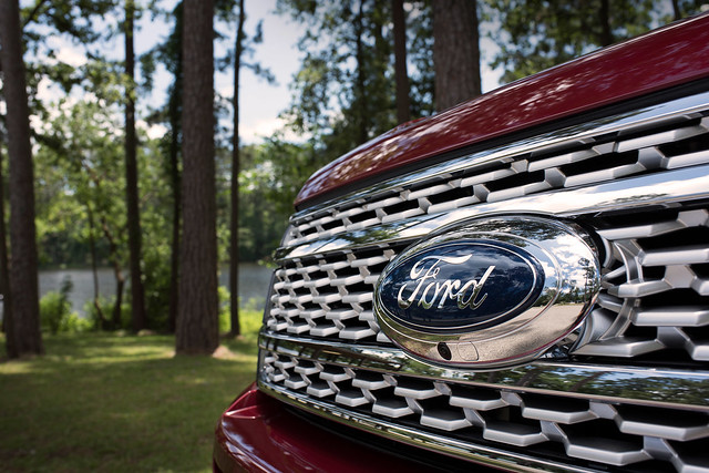 2019 Ford Expedition Features