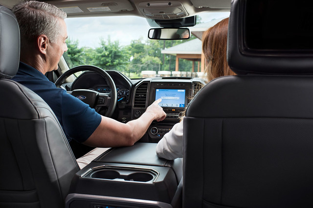 2019 Ford Expedition Safety