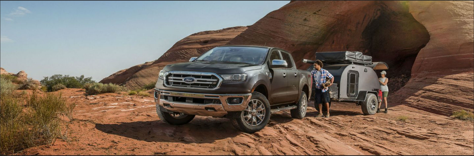 2019 Ford Ranger Near Ponca City, OK