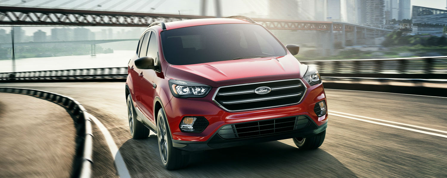2019 Ford Escape Near Ponca City, OK