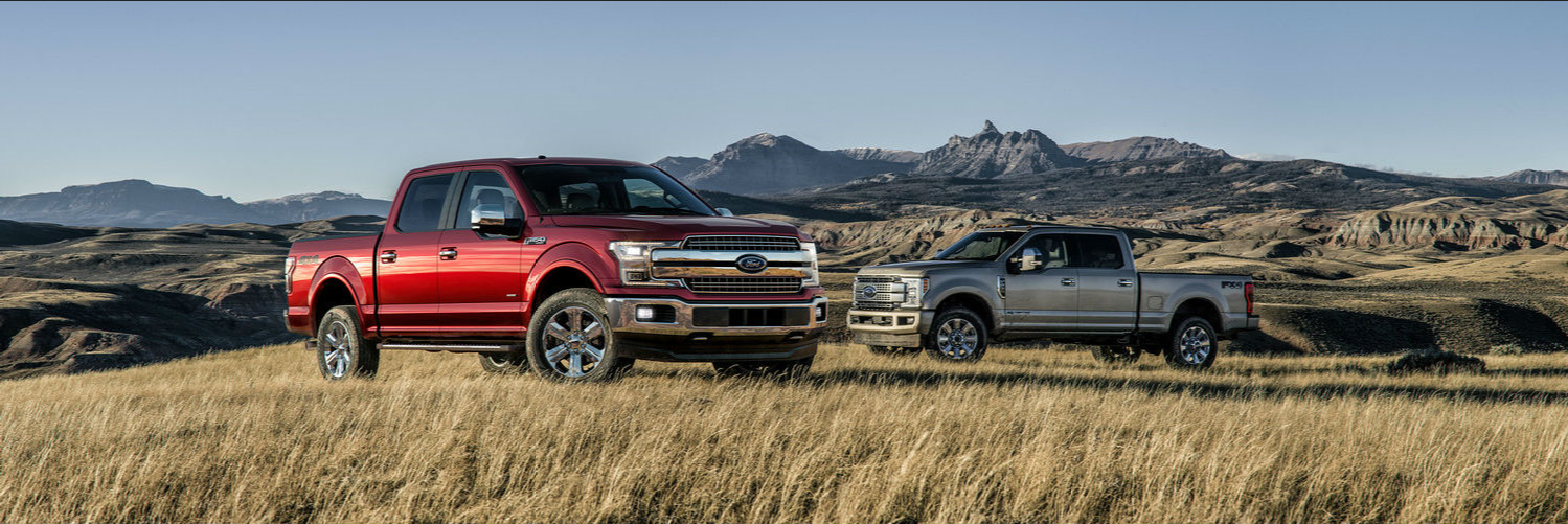 2019 Ford F-150 Trims Near Ponca City, OK