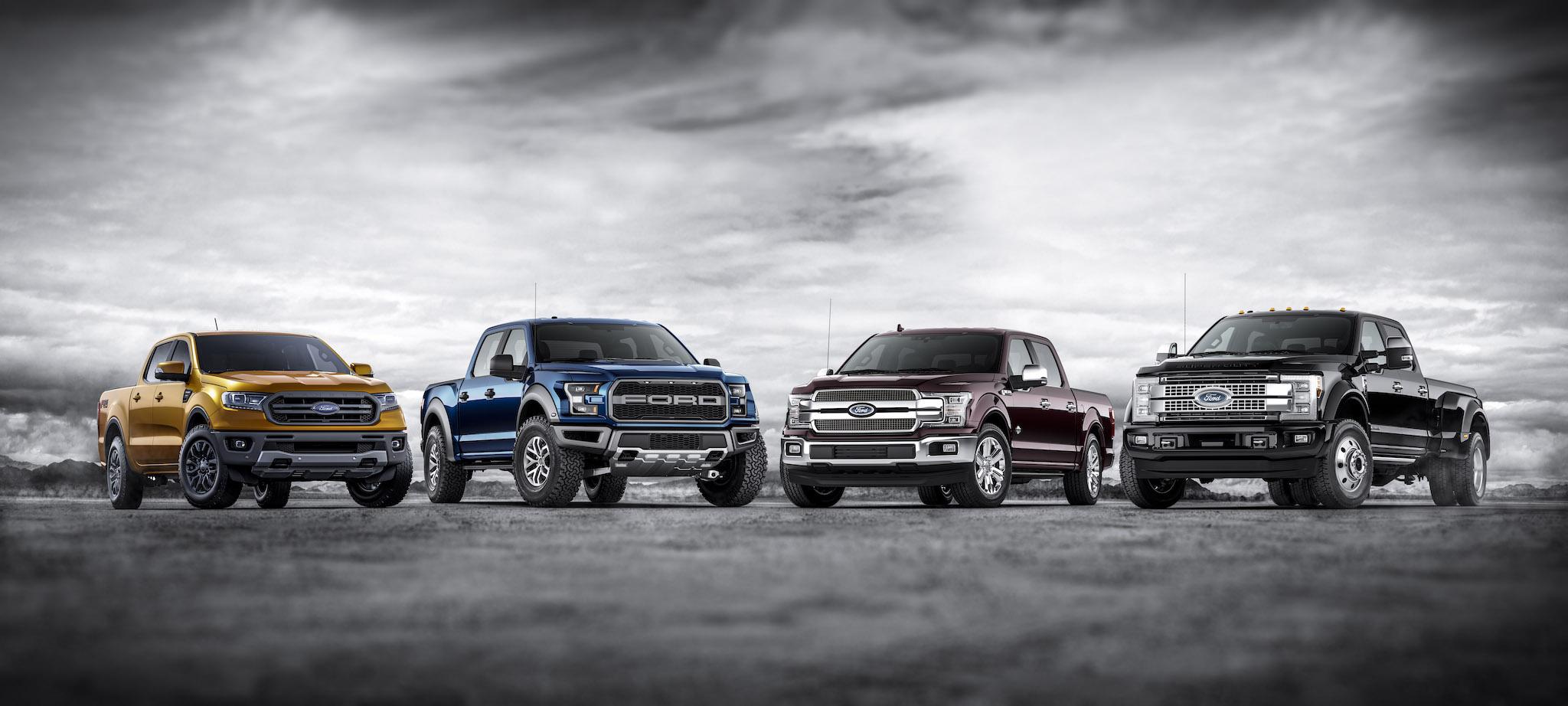 Ford Trucks In Ponca City, OK