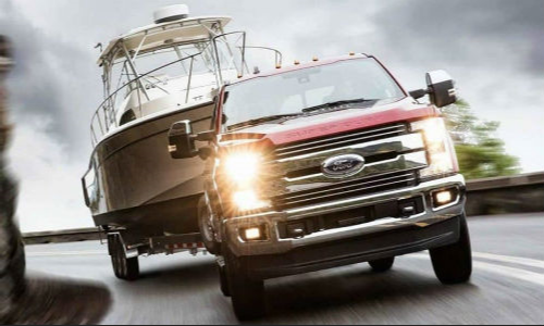 Super Duty Towing