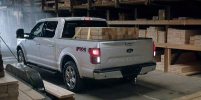 2019 Ford F-150 Payload & Towing