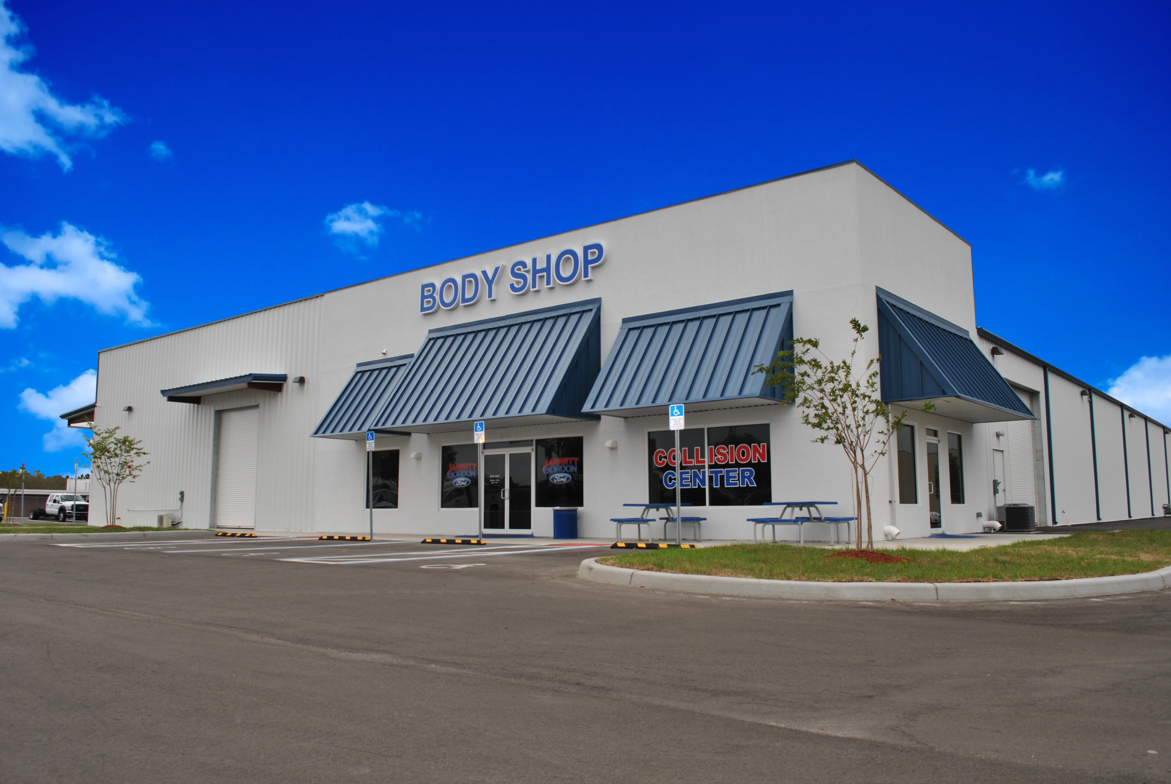 Body Shop Jarrett Gordon Forddavenport