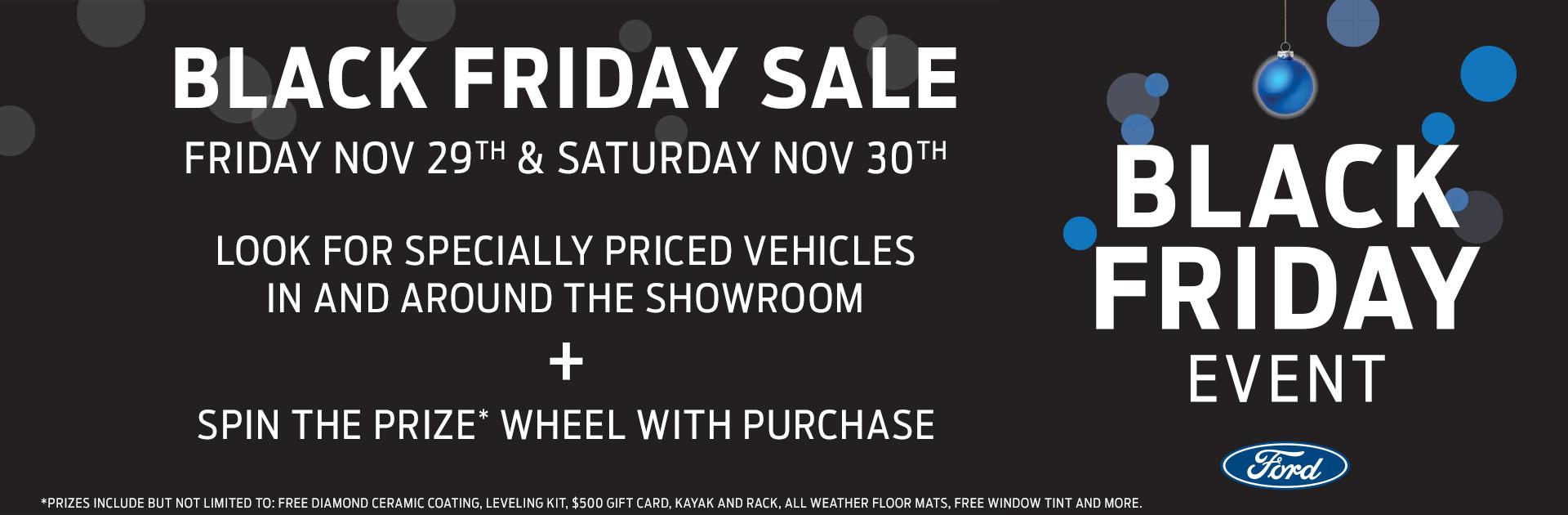 Black Friday Sale Event 11