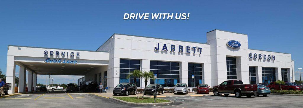 jarrett gordon ford new ford used car dealership in davenport fl. Black Bedroom Furniture Sets. Home Design Ideas